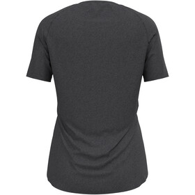 Odlo Millennium Element Crew Neck SS T-Shirt Women black melange